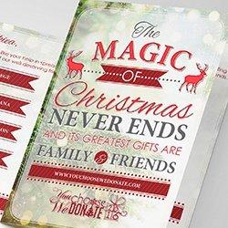 L & D Christmas Card