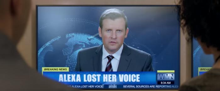 Alexa Replacement Commercial Screenshot