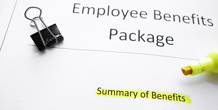 Employee Benefits Packages - Image
