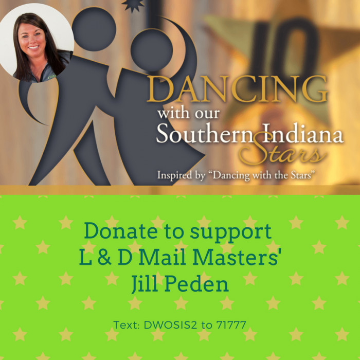 Dancing with out Southern Indiana Stars