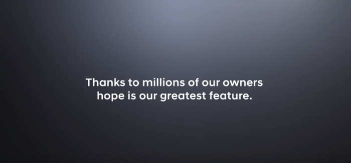 Hyundai's Commercial Screenshot