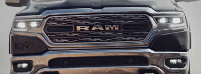 Ram Truck Image