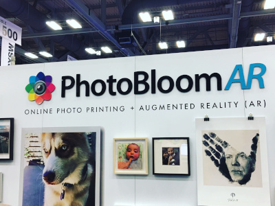 Photo Bloom AR